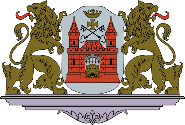 Coat of Arms of Riga city
